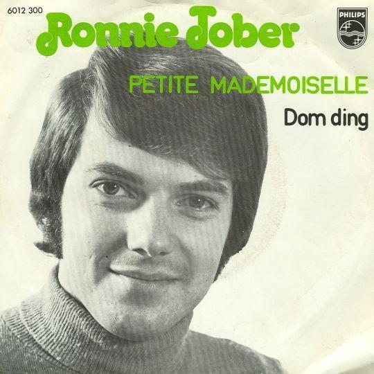 Coverafbeelding Petite Mademoiselle - Ronnie Tober