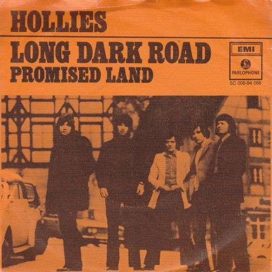 Coverafbeelding Long Dark Road - Hollies