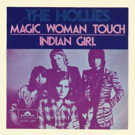 Coverafbeelding The Hollies - Magic Woman Touch