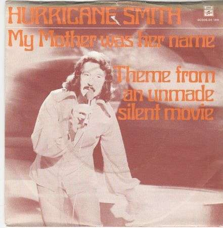 Coverafbeelding My Mother Was Her Name - Hurricane Smith