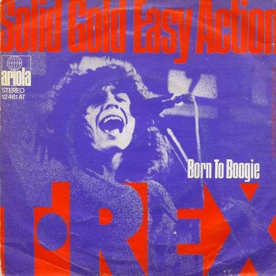 Coverafbeelding Solid Gold Easy Action - T.rex
