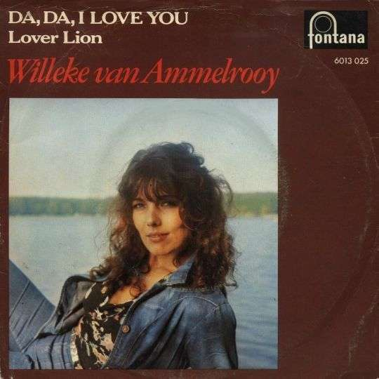 Coverafbeelding Willeke Van Ammelrooy - Da, Da, I Love You