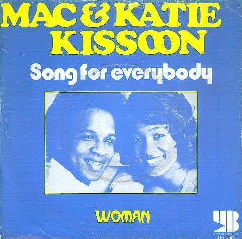 Coverafbeelding Song For Everybody - Mac & Katie Kissoon