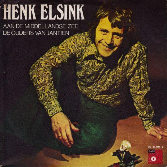 Coverafbeelding Aan De Middellandse Zee - Henk Elsink