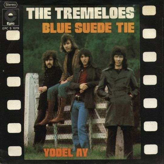 Coverafbeelding Blue Suede Tie - The Tremeloes