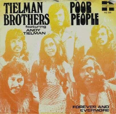 Coverafbeelding Poor People - Tielman Brothers Featuring Andy Tielman