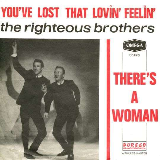 Coverafbeelding You've Lost That Lovin' Feelin' ((1965)) / You've Lost That Lovin' Feelin' ((1965)) / You've Lost That Lovin' Feelin' ((1965)) / You've Lost That Lovin' Feeling ((1988)) - The Righteous Brothers / Trea Dobbs / Cilla Black / The Righteous Brothers