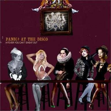 Coverafbeelding Panic! At The Disco - I Write Sins Not Tragedies