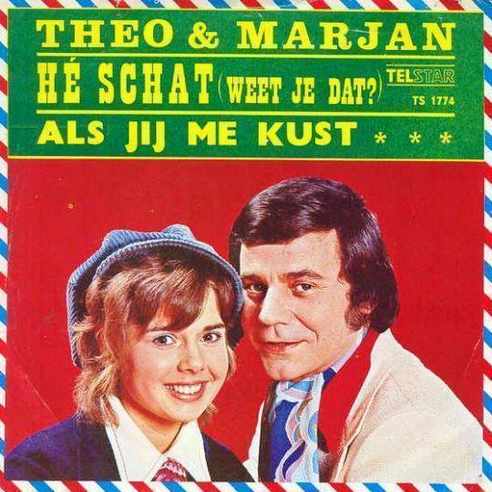 Coverafbeelding Hé Schat (Weet Je Dat?) - Theo & Marjan