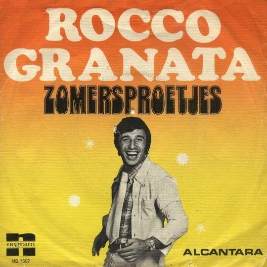 Coverafbeelding Zomersproetjes - Rocco Granata