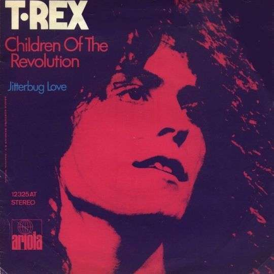 Coverafbeelding Children Of The Revolution - T.rex