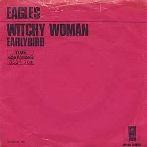 Coverafbeelding Witchy Woman - Eagles