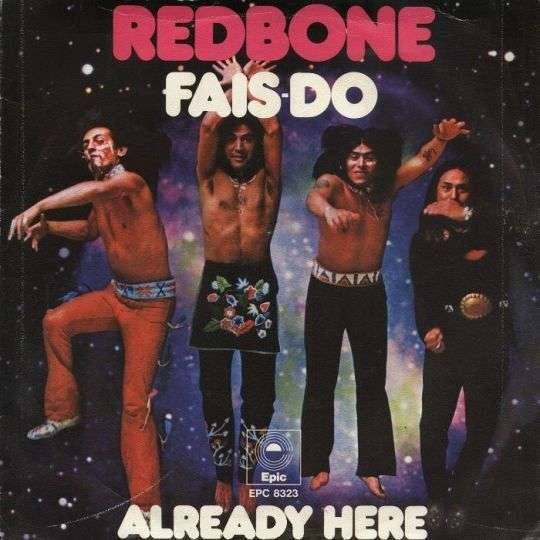 Coverafbeelding Fais-Do - Redbone