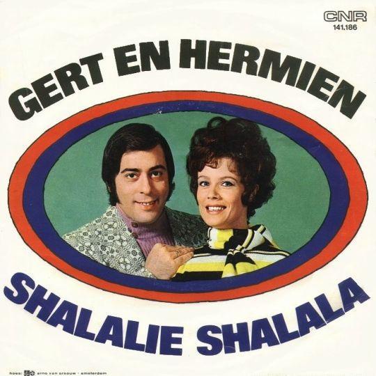 Coverafbeelding Shalalie Shalala - Gert En Hermien