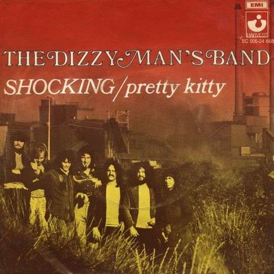 Coverafbeelding The Dizzy Man's Band - Shocking