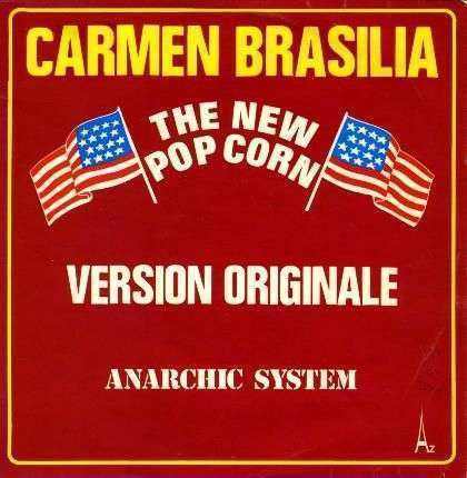 Coverafbeelding Carmen Brasilia - Anarchic System