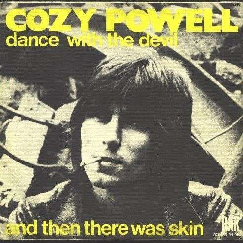Coverafbeelding Cozy Powell - Dance With The Devil