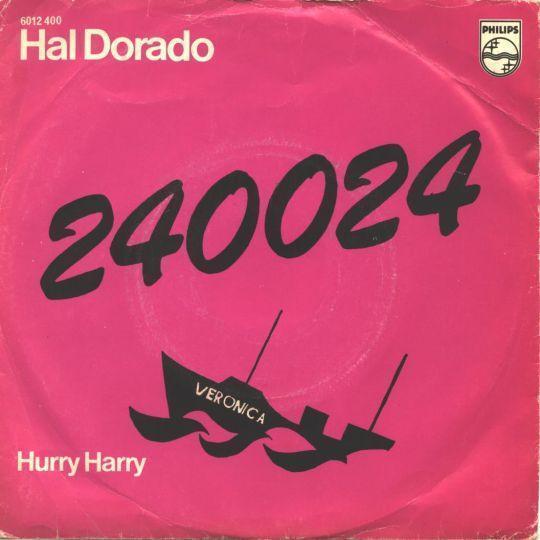 Coverafbeelding Hal Dorado - 240024