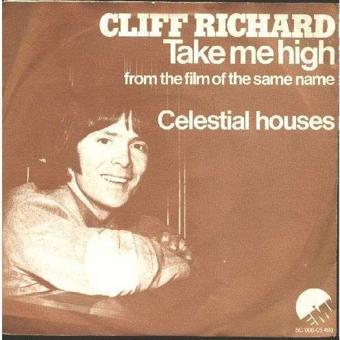 Coverafbeelding Cliff Richard - Take Me High