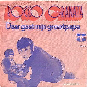 Coverafbeelding Daar Gaat Mijn Grootpapa - Rocco Granata