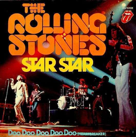 Coverafbeelding The Rolling Stones - Star Star
