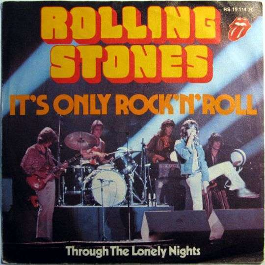 Coverafbeelding It's Only Rock'n' Roll - Rolling Stones