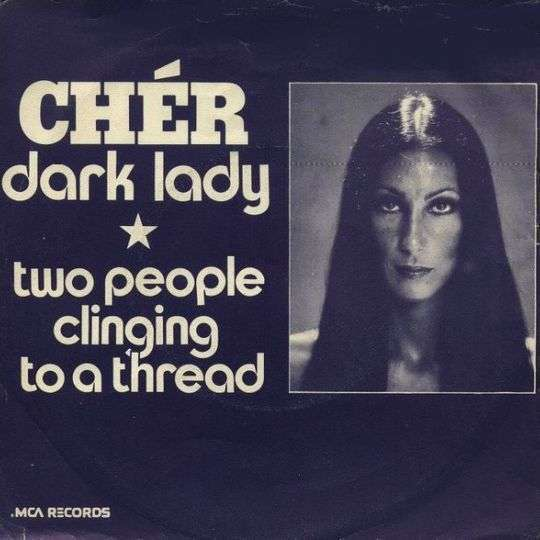 Coverafbeelding Dark Lady - Chér