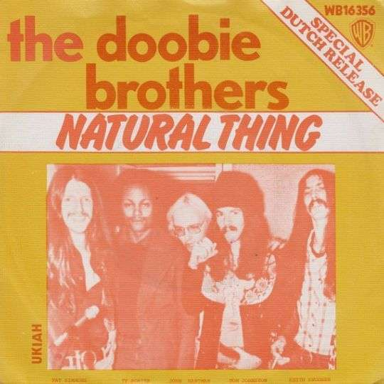 Coverafbeelding Natural Thing - The Doobie Brothers