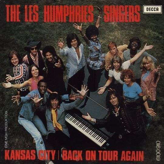 Coverafbeelding Kansas City - The Les Humphries Singers