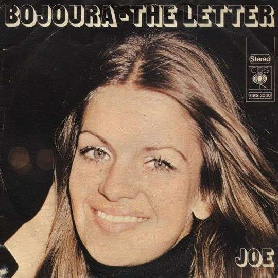 Coverafbeelding The Letter - Bojoura