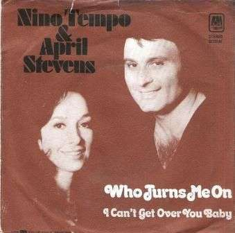 Coverafbeelding Who Turns Me On - Nino Tempo & April Stevens