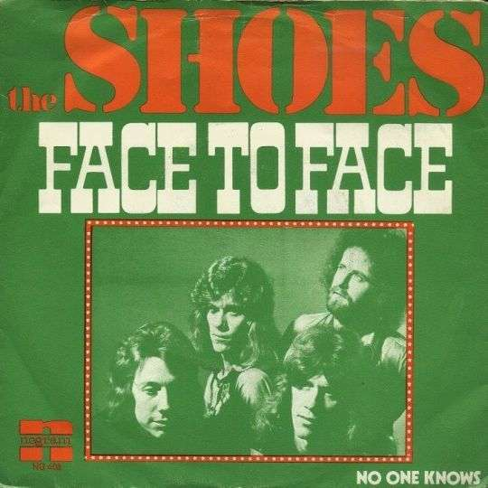 Coverafbeelding Face To Face - The Shoes