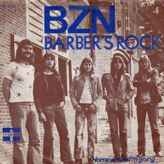 Coverafbeelding Barber's Rock - Bzn
