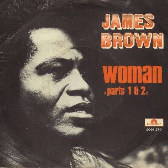 Coverafbeelding Woman - James Brown