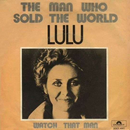 Coverafbeelding The Man Who Sold The World - Lulu
