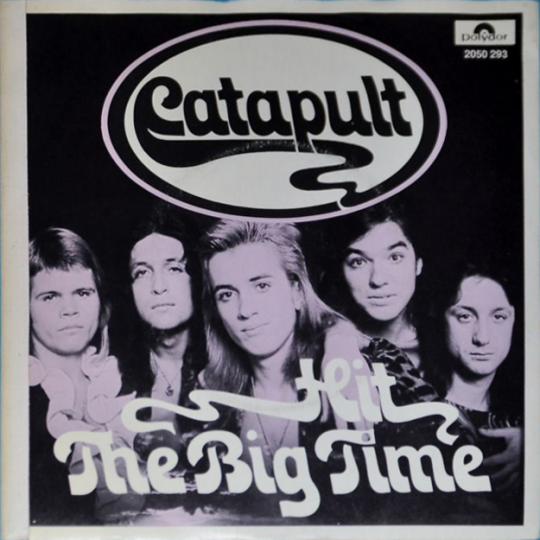 Coverafbeelding Catapult - Hit The Big Time
