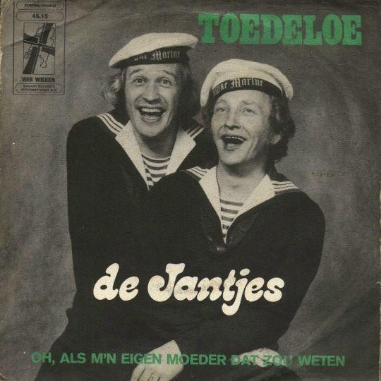 Coverafbeelding De Jantjes - Toedeloe