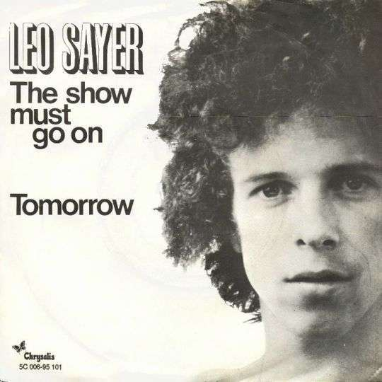 Coverafbeelding Leo Sayer - The Show Must Go On