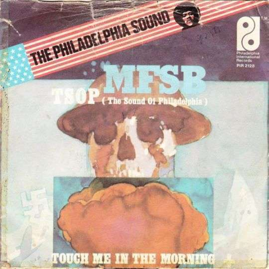 Coverafbeelding Tsop (The Sound Of Philadelphia) - Mfsb