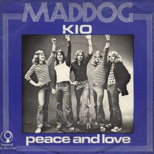 Coverafbeelding Kio - Maddog