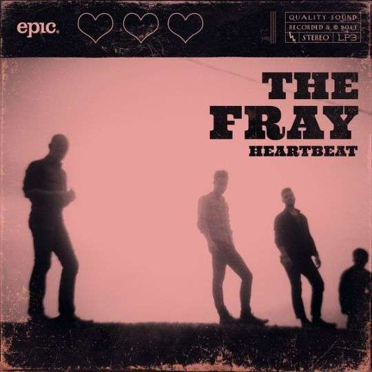 Coverafbeelding Heartbeat - The Fray