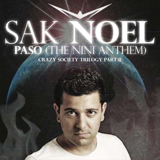 Coverafbeelding Paso (The Nini Anthem) - Sak Noel