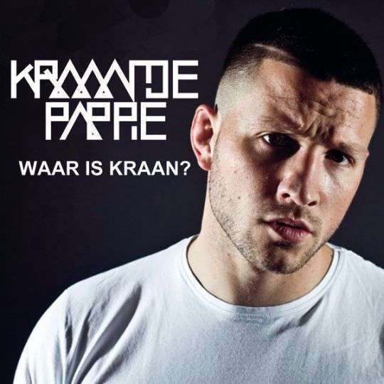 Coverafbeelding Kraantje Pappie - Waar is kraan?