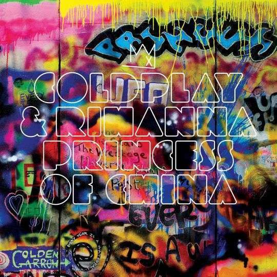 Coverafbeelding Princess Of China - Coldplay & Rihanna