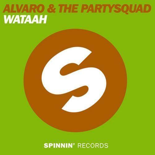 Coverafbeelding Wataah - Alvaro & The Partysquad