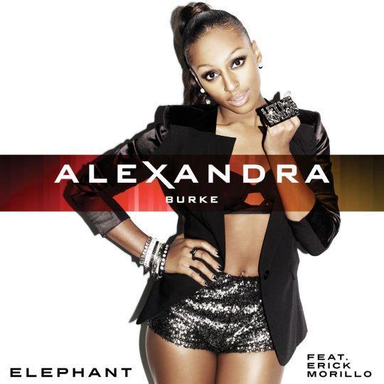 Coverafbeelding Elephant - Alexandra Burke Feat. Erick Morillo