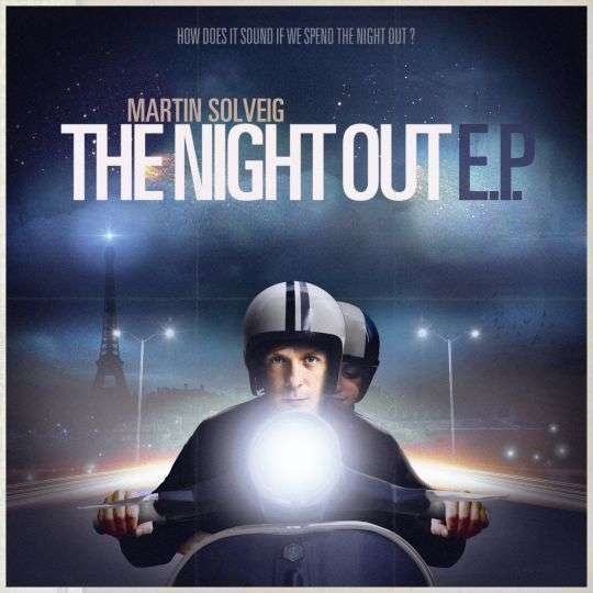 Coverafbeelding The Night Out - Martin Solveig