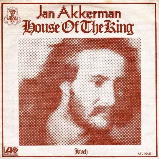 Coverafbeelding House Of The King - Jan Akkerman