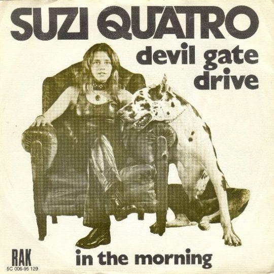 Coverafbeelding Devil Gate Drive - Suzi Quatro