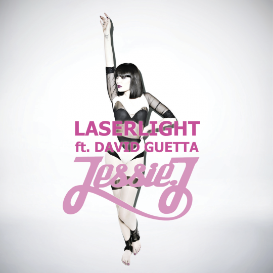 Coverafbeelding Laserlight - Jessie J Ft. David Guetta